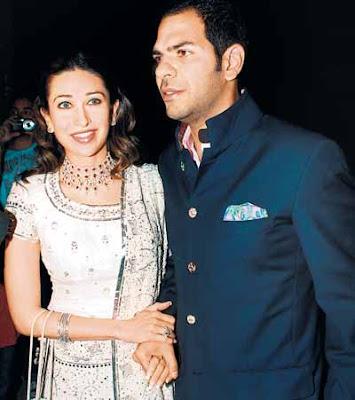 Karishma Kapoor Husband
