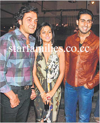 Kids Of Bollywood Stars: Bobby Deol's Wife Tania Deol Unveiles Her New