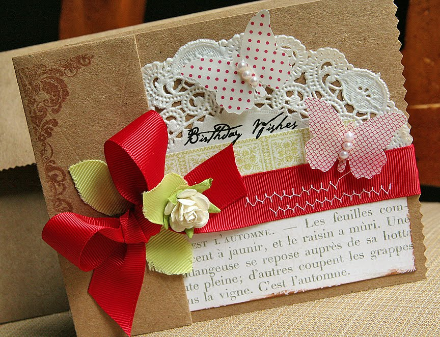 Как сделать открытку на день матери своими руками