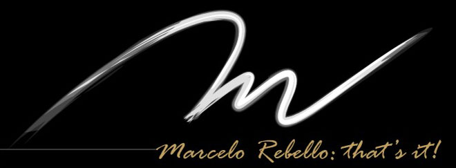 MARCELO REBELLO: That's it!