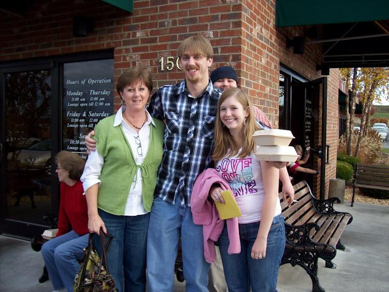 Me, Zach & Jessie
