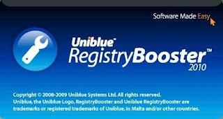 Download Uniblue Registry Booster 2010 Full Version + Crack Serial Number