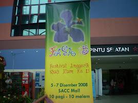 Festival Anggerik Shah Alam Ke 15