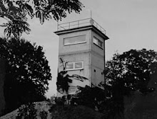 Nearby borderpatrol tower
