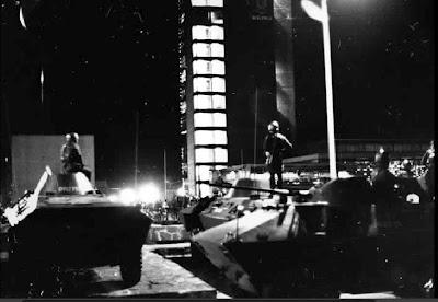"""""""México 68"""" Represión del movimiento estudiantil"""