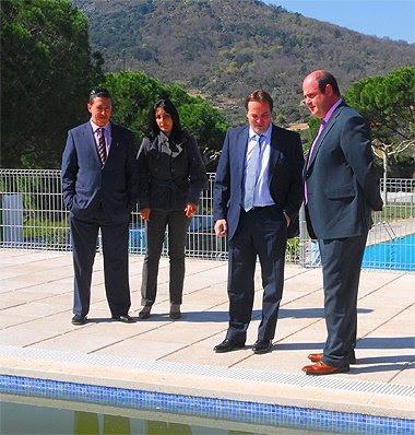 Cadalso vive ya tenemos la piscina arreglada - Cadalso vive ...