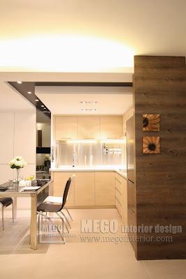 Hong Kong Apartment Interior Design