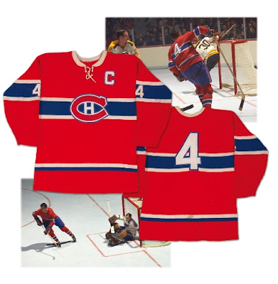 A spectacular way to lead off our Jean Beliveau Foundation auction is this  superior offering 9a3c39a62