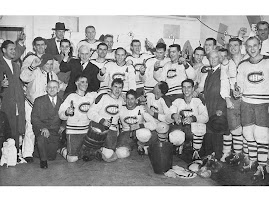 1953 Stanley Cup Champions