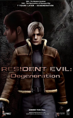 Resident Evil: Degeneration ((Latino)) Untitled