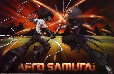 Index DD-A - Portal FP8994~Afro-Samurai-Posters
