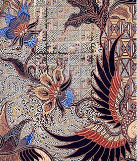 Indonesian Batik: The kinds of designs