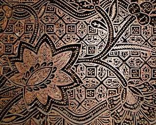The Batik Cap