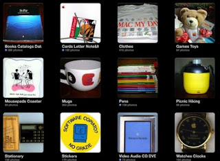 Apple Collectibles - Big Collection of Apple Logo Products