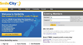 Join Smile City - NZ Loyalty Program