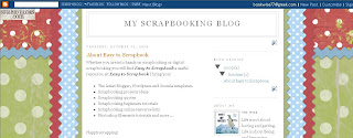 Blogger Minima Template with Shabby Blogs Farm Fresh Background installed