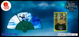 McDonalds Last Airbender Happy Meal Toys - Katara Fan