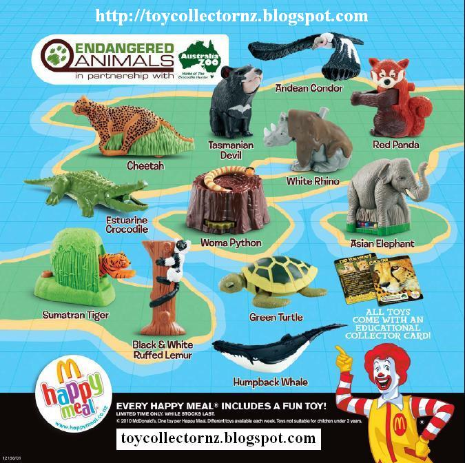 New Happy Meal Toys 35