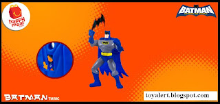 McDonalds Batman - The Brave and the Bold -Batman with Batarang