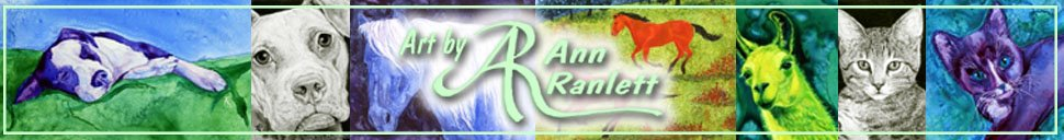 Ann Ranlett's Blog - Animals, Art, Etc.