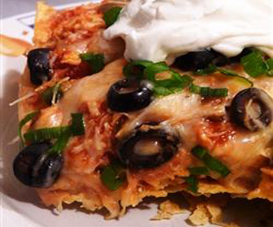 Recipes: Restaurant Style Chicken Nachos