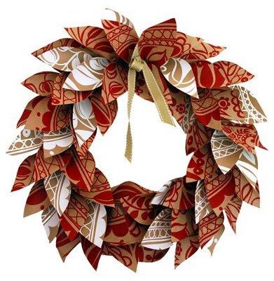Creative Ideas For You Diy Paper Wreath