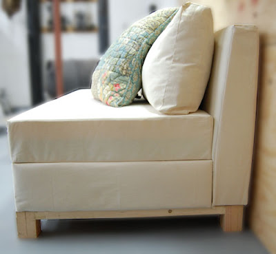Creative ideas for you storage sofa plans - Como hacer un futon ...