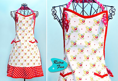 Apron Pattern | Sewing Tutorials Library