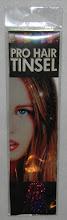 HAIR FLAIRS-PRO HAIR TINSEL-10/23