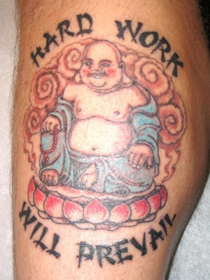 Art Buddhist Tattoo Designs Pictures