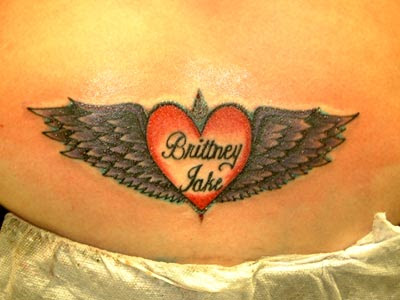 Heart Tattoos Pictures