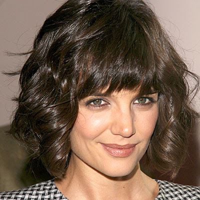 Haircuts For Wavy Hair. Holmes Wavy Hair Styles