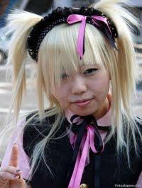 Fashion Harajuku Hairstyles