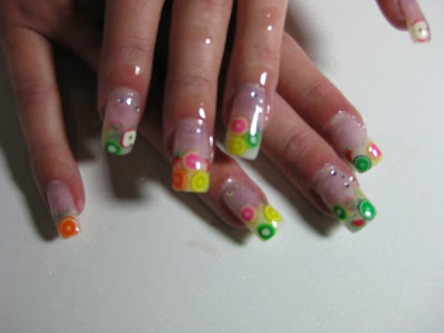 Nail Art Ideas and nail designs 2011
