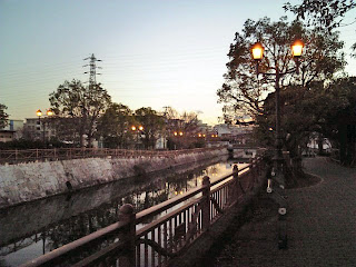 ebigawa in twilight