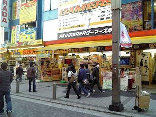 hobby shop in akihabara