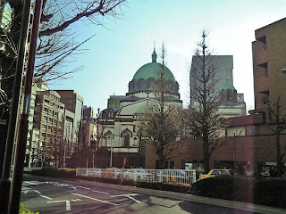 Tokyo Resurrection Cathedral
