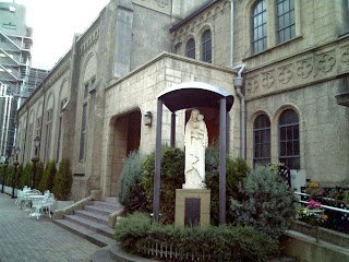 kanda catholic church