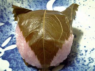 sakura mochi(domyoji mochi)