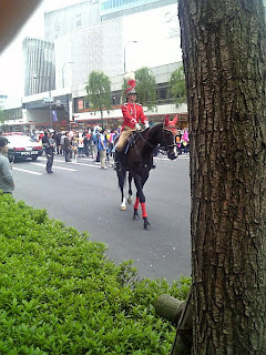 horse in ginza