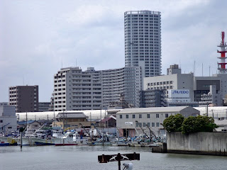 Funabashi fishing port