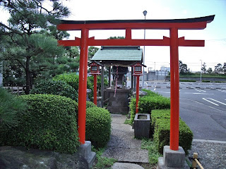 Inari shrine by kioukaku