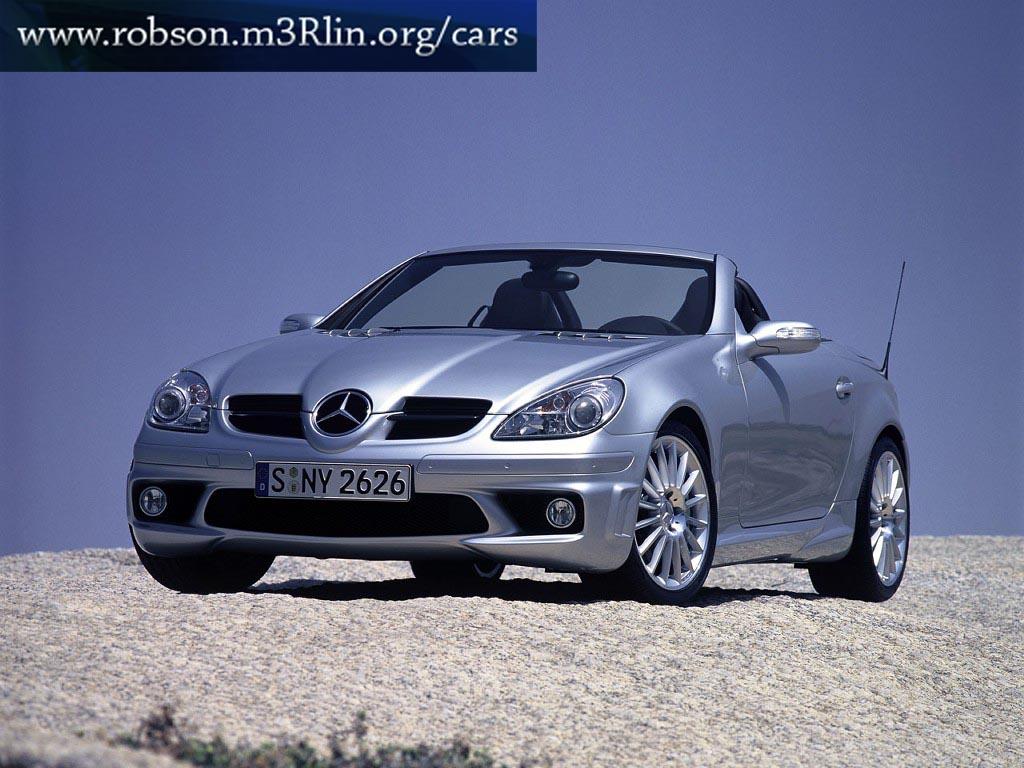 Modif auto car modification mercedes benz slk230 kompressor for Mercedes benz modification