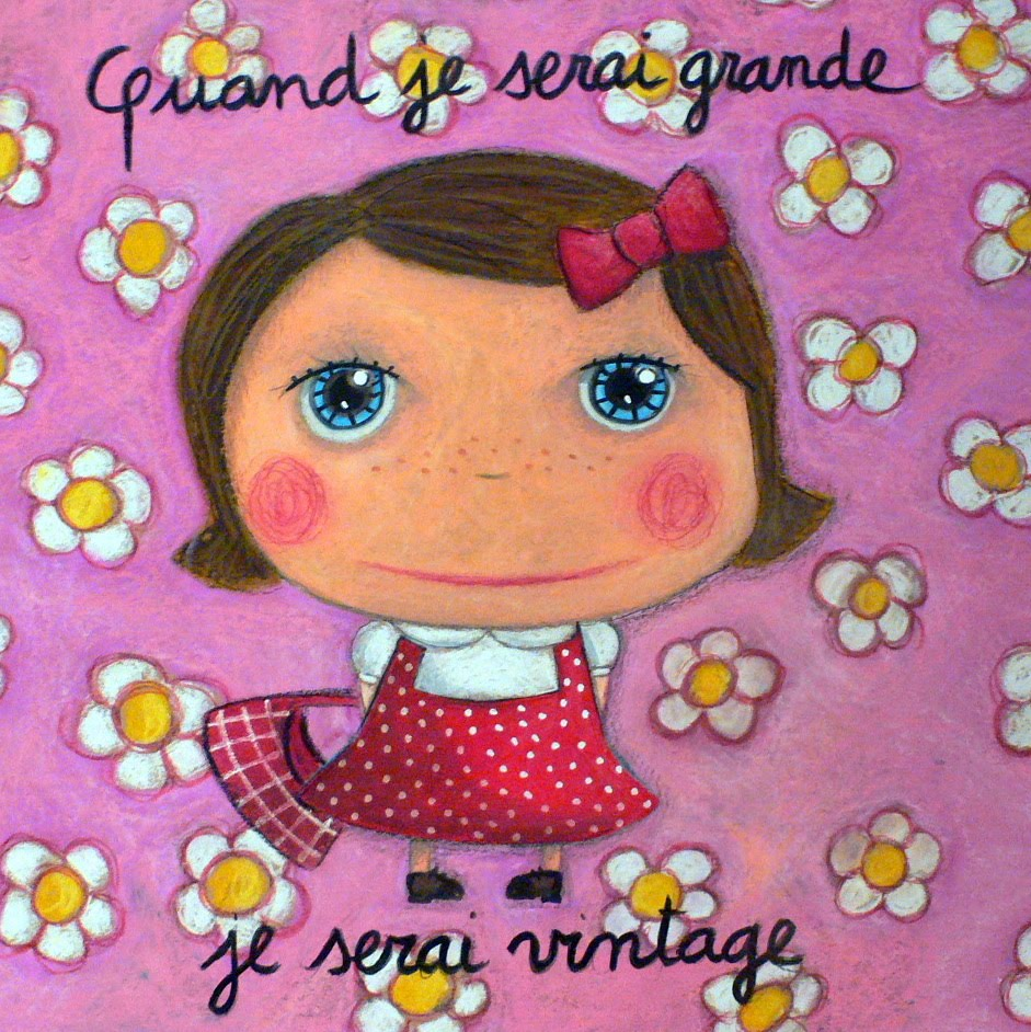 Isabelle Kessedjian: Quand je serai grand...