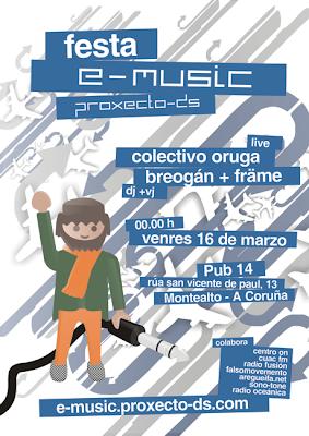 festa e-music