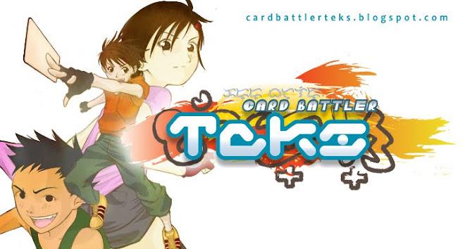 Card Battler Teks!