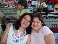 Martha and I