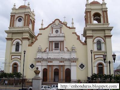 catedral de San Pedro Sula