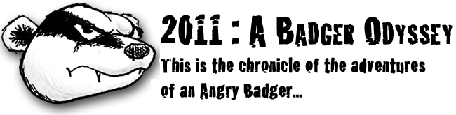 2011 : A Badger Odyssey