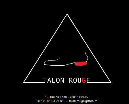 Salon cireur TALON ROUGE © Paris